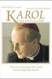 Caratula, cartel, poster o portada de Karol, el hombre que se convirtió en Papa