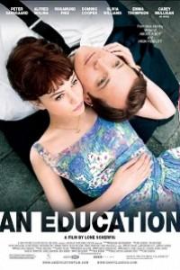 Caratula, cartel, poster o portada de An Education