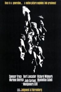 Caratula, cartel, poster o portada de ¿Vencedores o vencidos? (El juicio de Nuremberg)