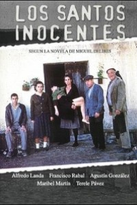 Caratula, cartel, poster o portada de Los santos inocentes