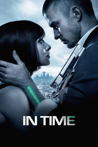 Caratula, cartel, poster o portada de In Time