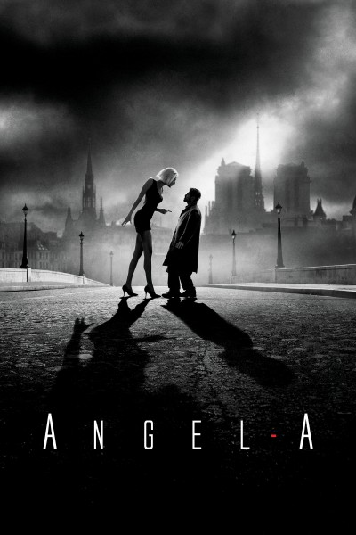 Caratula, cartel, poster o portada de Angel-A