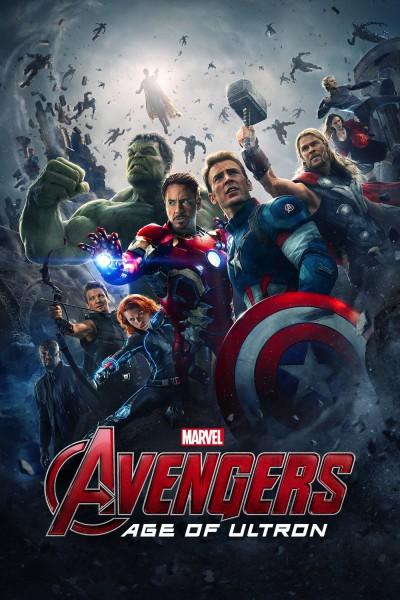 Caratula, cartel, poster o portada de Vengadores: La era de Ultrón