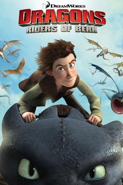 Caratula, cartel, poster o portada de Dragons: Riders of Berk