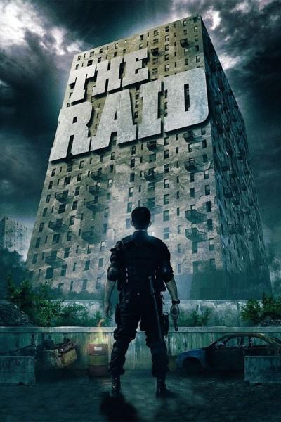 Caratula, cartel, poster o portada de Redada asesina (The Raid)