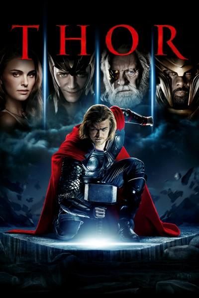 Caratula, cartel, poster o portada de Thor