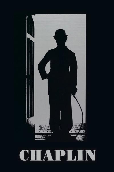 Caratula, cartel, poster o portada de Chaplin