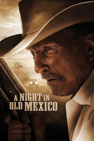 Caratula, cartel, poster o portada de Una noche en el viejo México