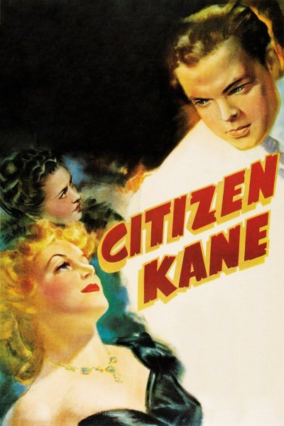 Caratula, cartel, poster o portada de Ciudadano Kane
