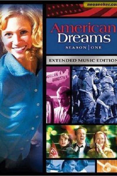 Caratula, cartel, poster o portada de American Dream