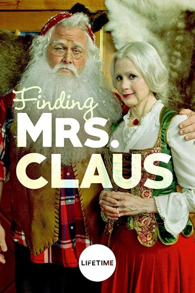 Caratula, cartel, poster o portada de Buscando a la señora Claus