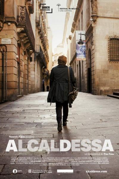 Caratula, cartel, poster o portada de Alcaldesa