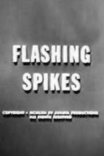 Caratula, cartel, poster o portada de Flashing Spikes