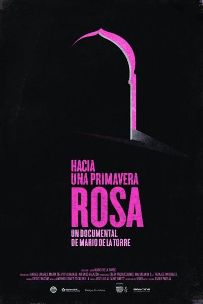 Caratula, cartel, poster o portada de Hacia una primavera rosa