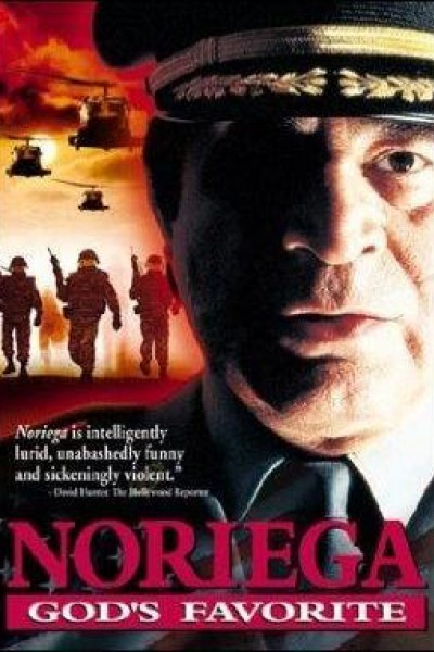 Caratula, cartel, poster o portada de Noriega