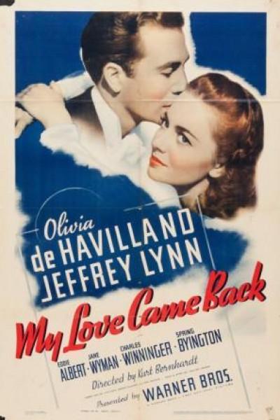Caratula, cartel, poster o portada de De nuevo el amor
