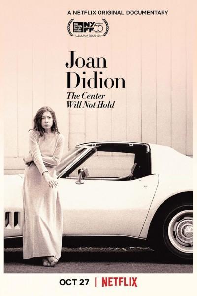 Caratula, cartel, poster o portada de Joan Didion: El centro cederá