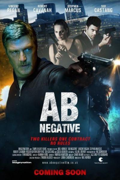 Caratula, cartel, poster o portada de AB Negative