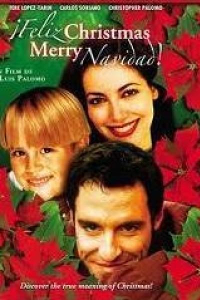 Caratula, cartel, poster o portada de Feliz Christmas, Merry Navidad