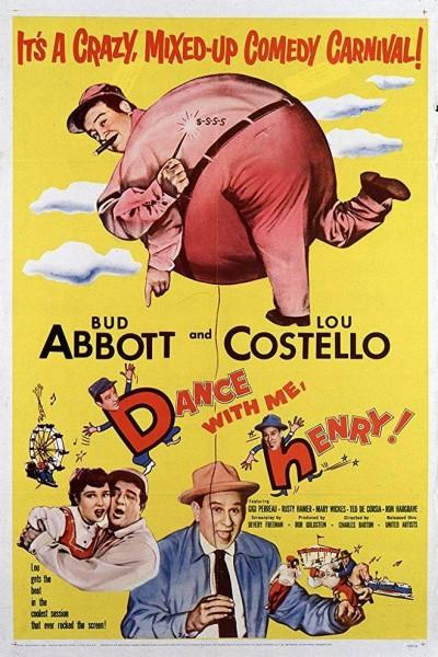 Caratula, cartel, poster o portada de Dance with Me, Henry