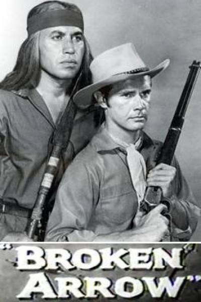 Caratula, cartel, poster o portada de Flecha Rota