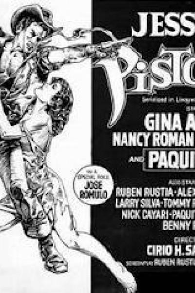 Caratula, cartel, poster o portada de Pistolero