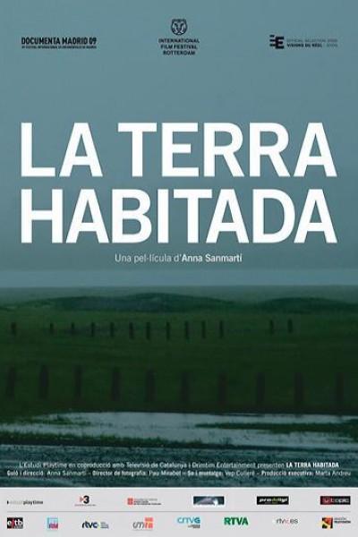 Caratula, cartel, poster o portada de La tierra habitada