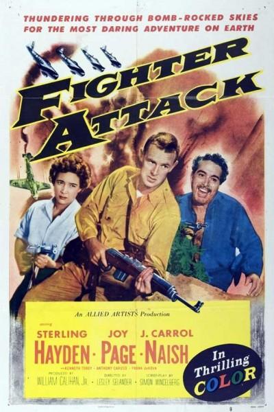 Caratula, cartel, poster o portada de Fighter Attack