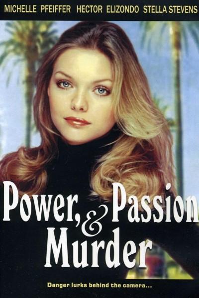 Caratula, cartel, poster o portada de Poder, pasión y crimen
