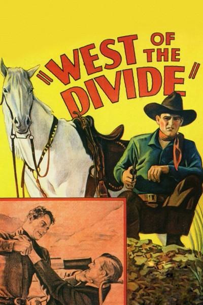 Caratula, cartel, poster o portada de Al oeste de la división