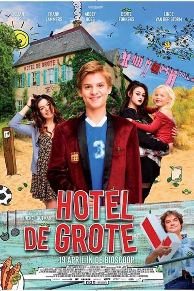 Caratula, cartel, poster o portada de Hotel de grote L