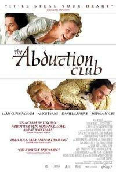 Caratula, cartel, poster o portada de The Abduction Club