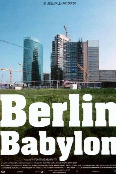 Caratula, cartel, poster o portada de Berlin Babylon