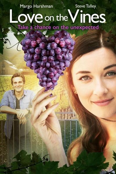 Caratula, cartel, poster o portada de Amor entre viñedos
