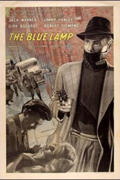 Caratula, cartel, poster o portada de El farol azul