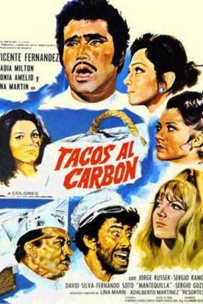 Caratula, cartel, poster o portada de Tacos al carbón
