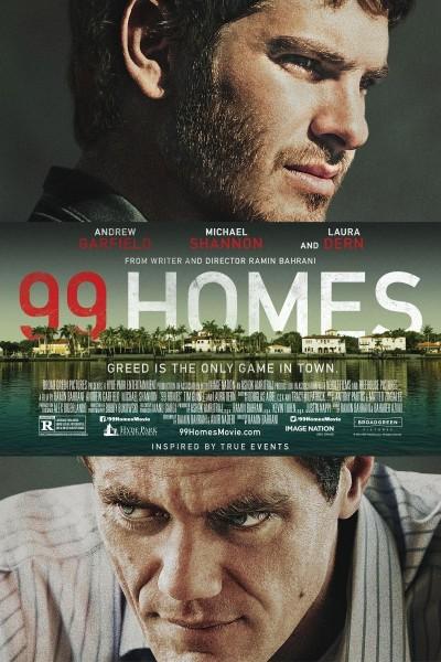 Caratula, cartel, poster o portada de 99 Homes