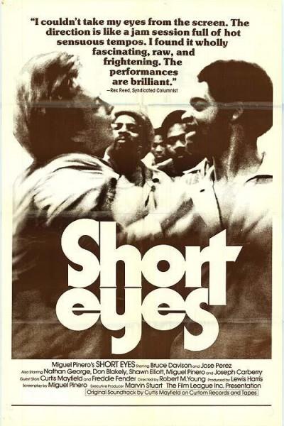 Caratula, cartel, poster o portada de Ojos cortos