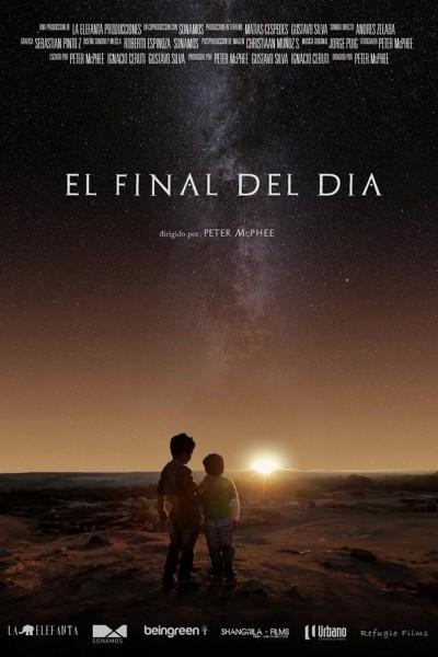 Caratula, cartel, poster o portada de El final del día