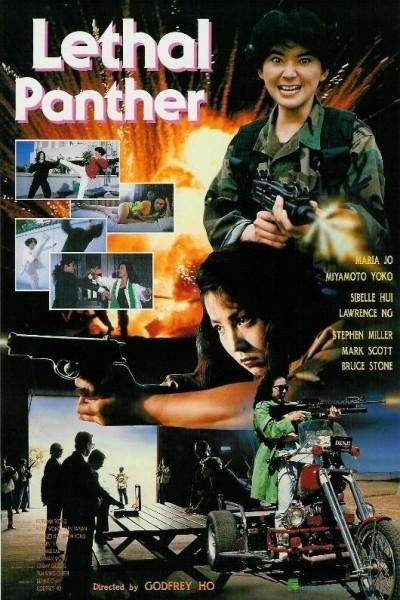Caratula, cartel, poster o portada de Armadas y peligrosas