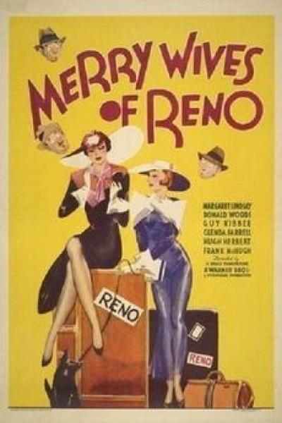 Caratula, cartel, poster o portada de Merry Wives of Reno