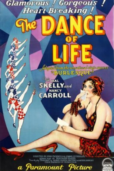 Caratula, cartel, poster o portada de The Dance of Life