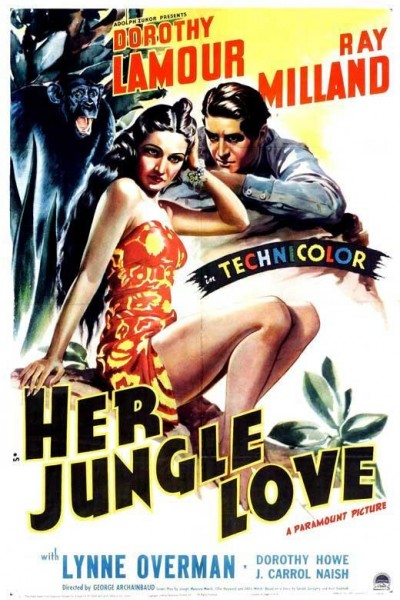 Caratula, cartel, poster o portada de Her Jungle Love