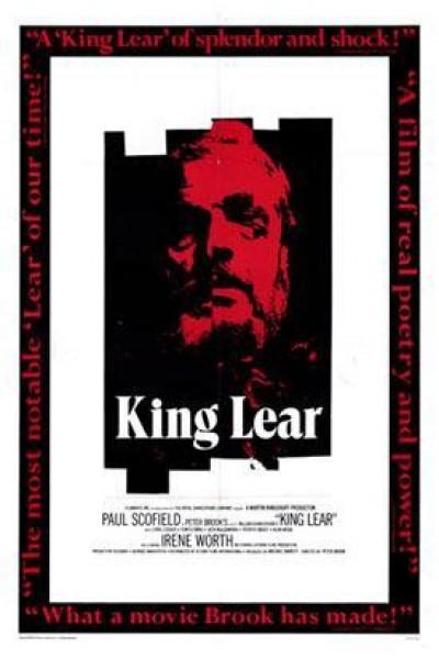 Caratula, cartel, poster o portada de El rey Lear