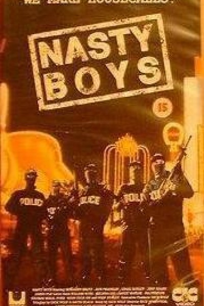 Caratula, cartel, poster o portada de Nasty Boys