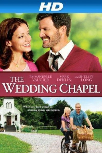 Caratula, cartel, poster o portada de La capilla de boda