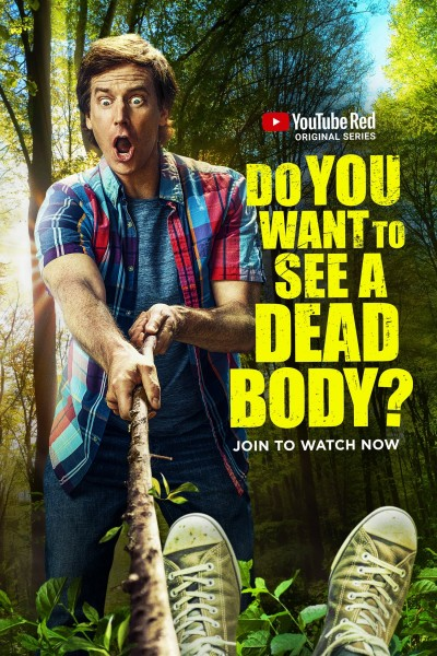 Caratula, cartel, poster o portada de Do You Want to See a Dead Body?