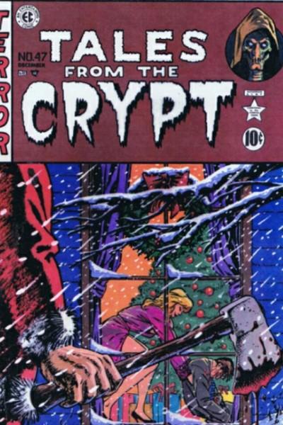 Caratula, cartel, poster o portada de Historias de la cripta: Y por toda la casa