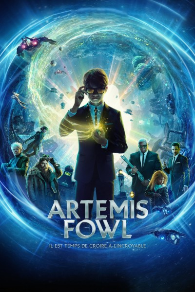 Caratula, cartel, poster o portada de Artemis Fowl