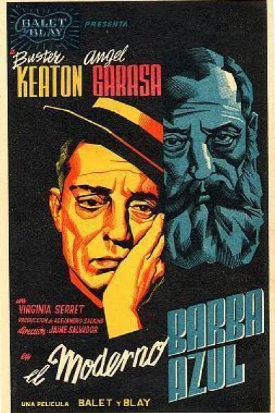 Caratula, cartel, poster o portada de El moderno Barba Azul